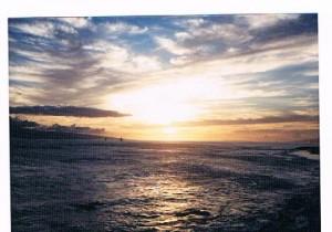空、海、癒しだわ~~~