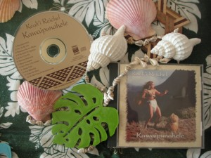 CD title: Kawaipunahele<br>映画のカバー曲などもある大好きな一枚です